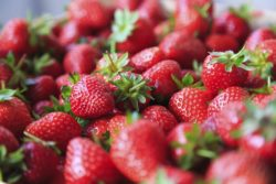 strawberry natural beauty from foods